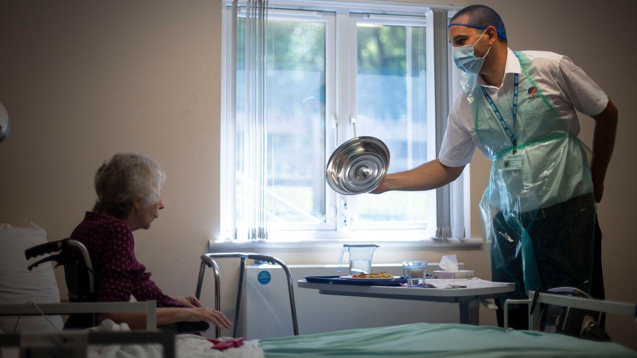 Dénutrition: un problème de poids pour les personnes âgées