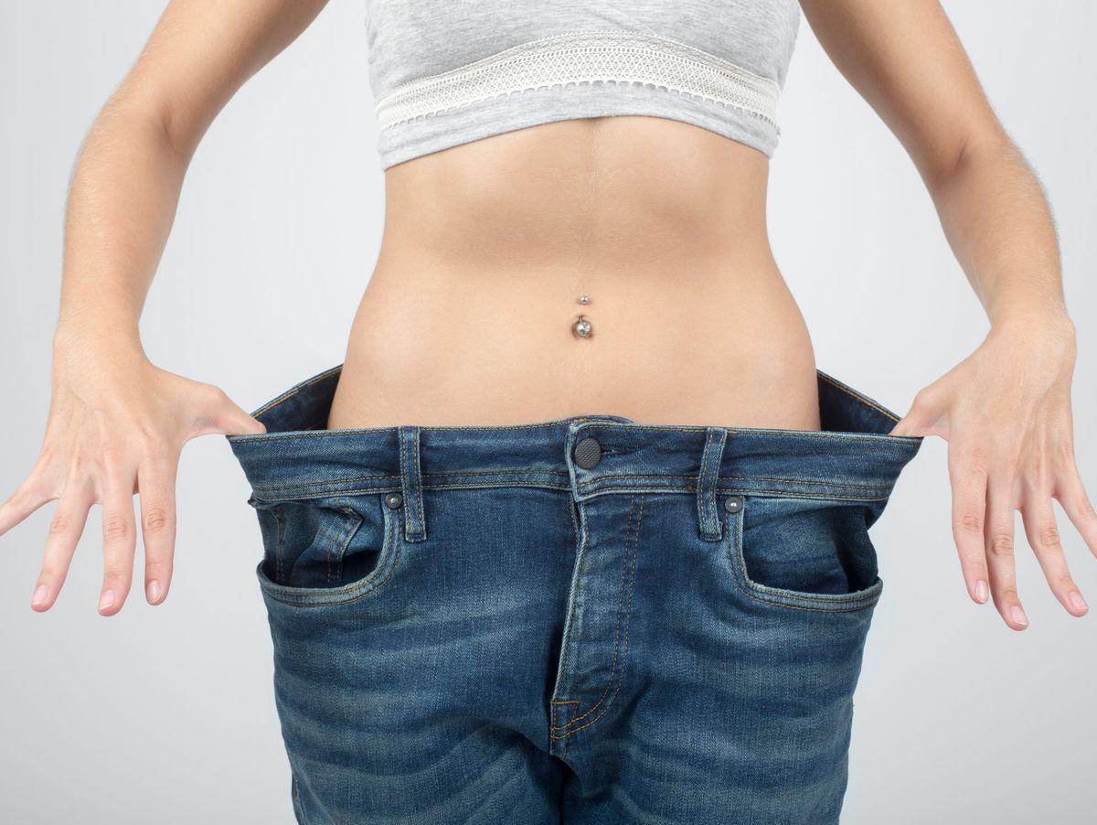 perte de poids de bande de recouvrement le premier mois 46 et luttant pour perdre du poids