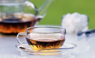 perte de poids de thé fu