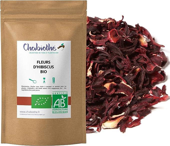 L'infusion d'hibiscus fait-elle grossir ? - Le blog communaute-hrf.fr