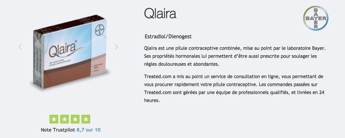 Tout sur le médicament QLAIRA - Top Santé