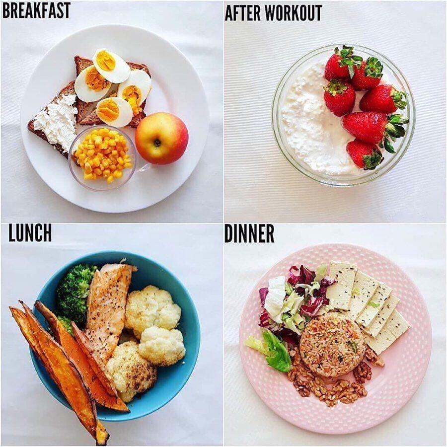 repas sains minceur masse maigre perte de graisse