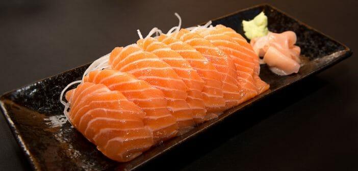 sashimi de perte de poids