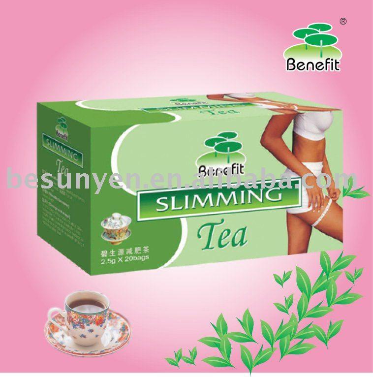 thé de perte de poids rapide