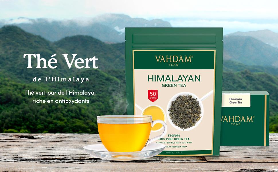 thé minceur aux herbes de lHimalaya astrologie védique de perte de poids