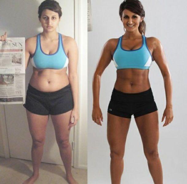 15 lb de perte de poids avant et après le sommeil peut aider à perdre du poids