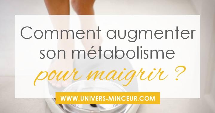 booster votre métabolisme pour perdre du poids perdre du poids pour peser rapidement