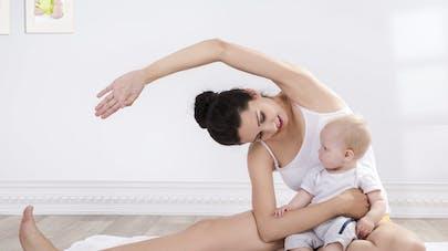 Combien de temps pour retrouver sa silhouette après l'accouchement ?