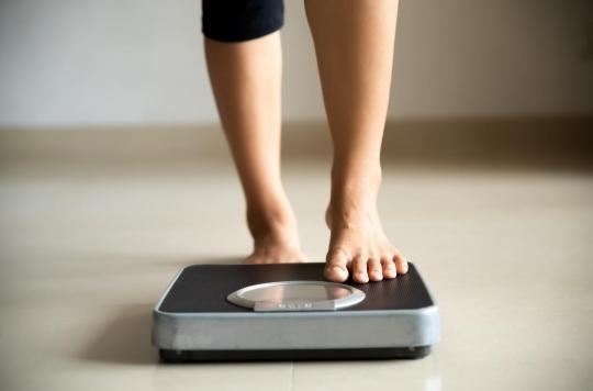 perdre du poids après une cheville cassée