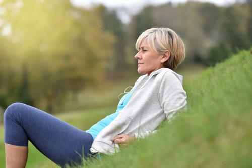 incapable de perdre du poids après la ménopause