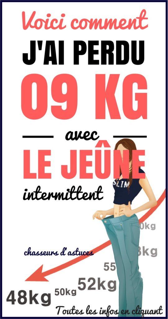 Défi de perte de poids de 15 livres 46 et luttant pour perdre du poids