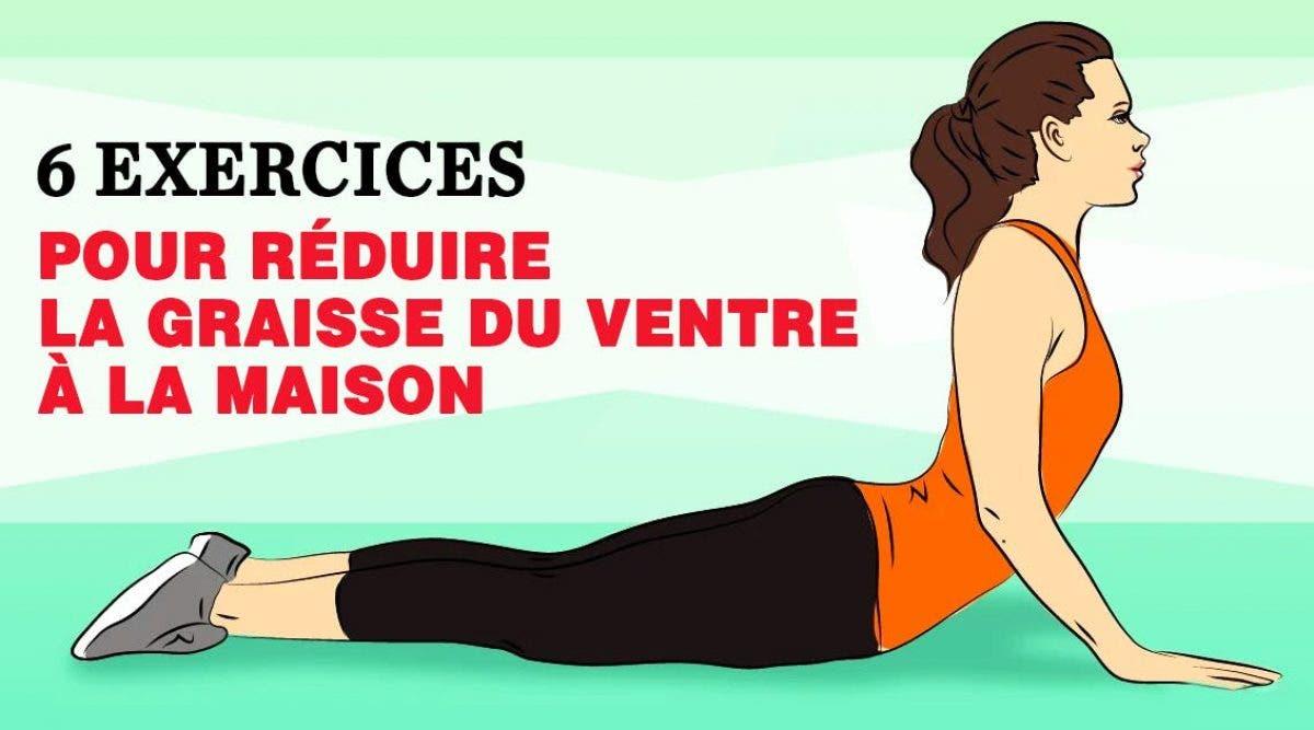 perdre la graisse du ventre à la maison comment brûler les graisses et garder les courbes