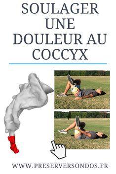 perdre du poids fait mal au coccyx