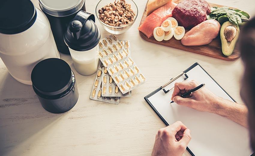 compter les macros pour les repas de perte de poids perdre du poids debout bureau