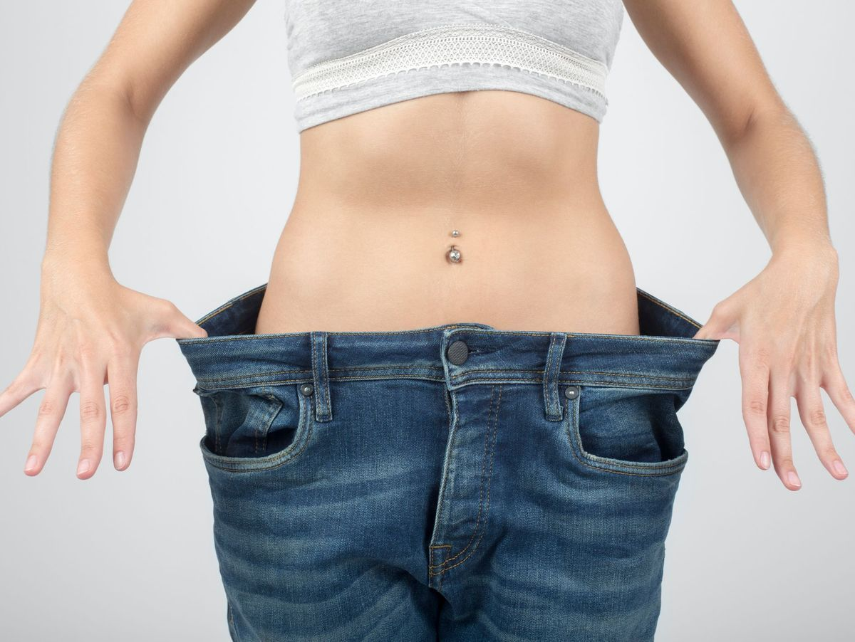 perte de poids xyngulaire