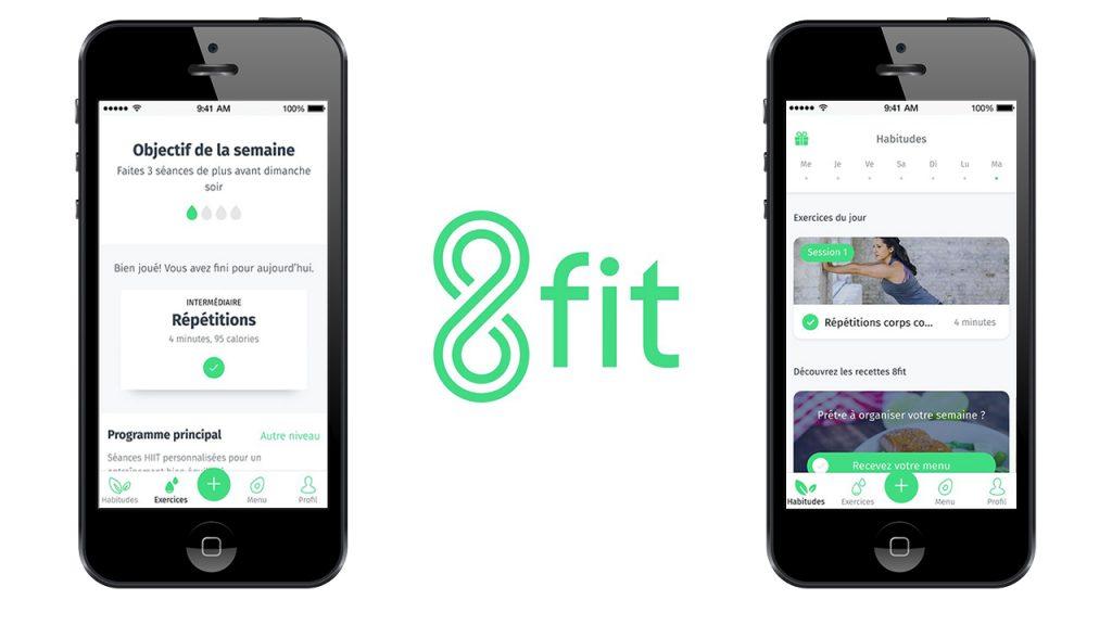 application de perte de poids pour iOS