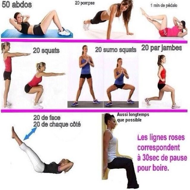 50 conseils pour perdre du ventre rapidement