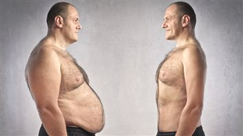 perte de graisse barbu