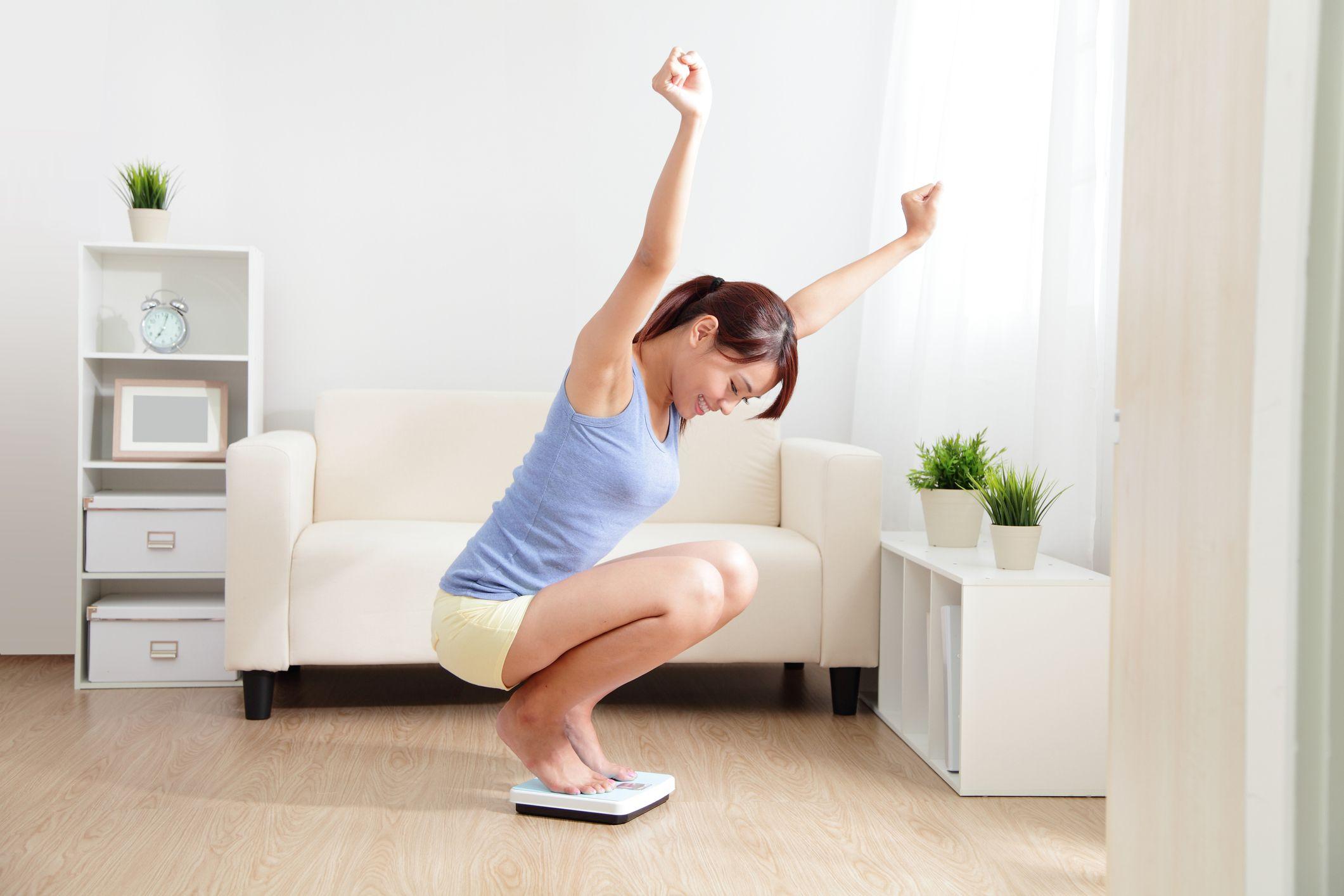 comment perdre du poids après les règles