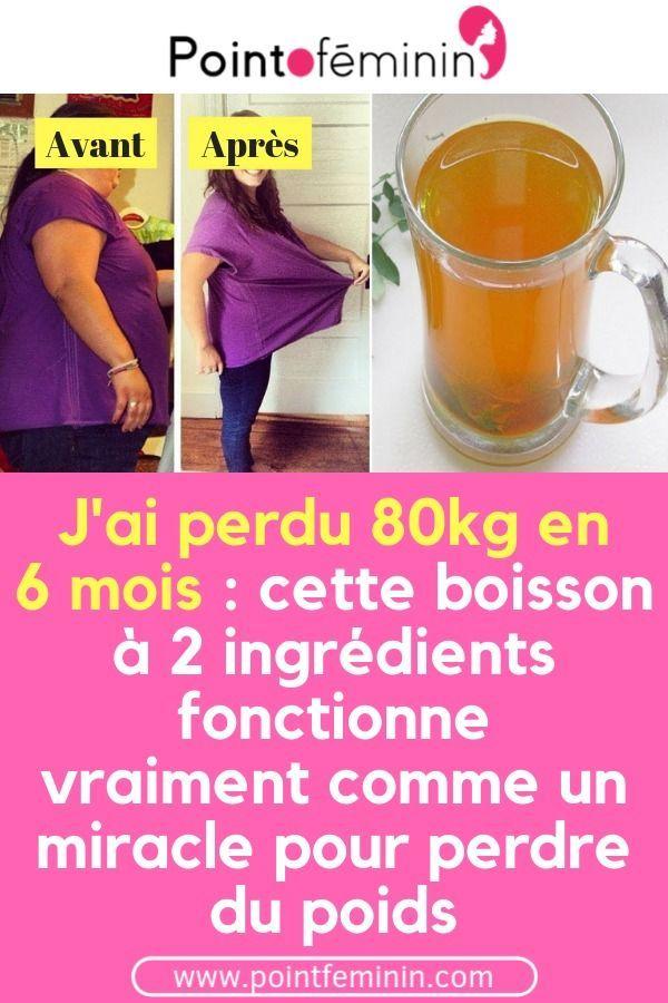 perte de poids chez les enfants