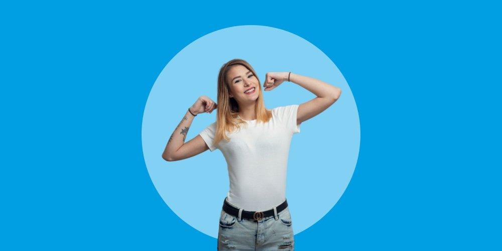 utiliser des poids pour perdre la graisse des bras