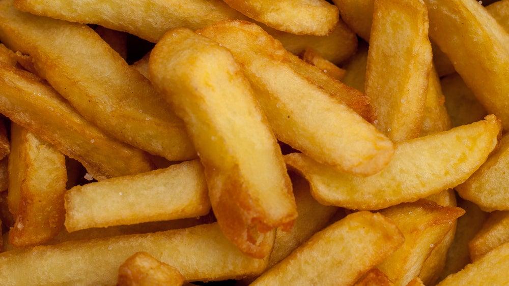 sauter des frites pour perdre du poids