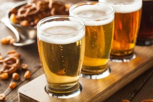 perdre du poids mais boire de la bière