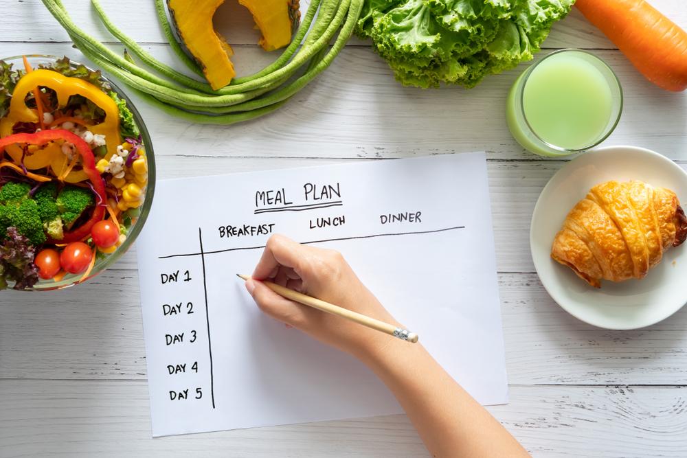 repas hebdomadaires de perte de poids gestion de la perte de poids arlington tx